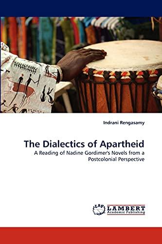 The Dialectics of Apartheid: Indrani Rengasamy