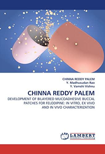 CHINNA REDDY PALEM: Palem, Chinna R.