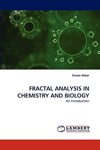 9783843379052: FRACTAL ANALYSIS IN CHEMISTRY AND BIOLOGY: An Introduction