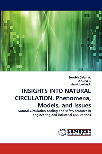 9783843380164: Insights Into Natural Circulation, Phenomena, Models, and Issues
