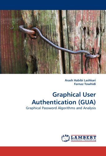 9783843380720: Graphical User Authentication (GUA): Graphical Password Algorithms and Analysis