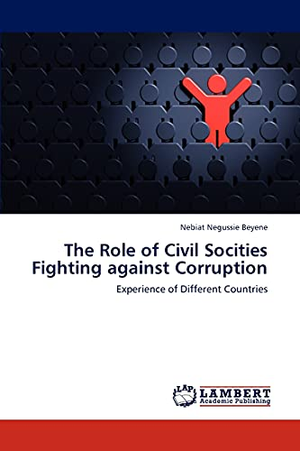 9783843383554: The Role of Civil Socities Fighting against Corruption