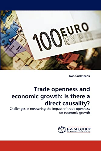Trade openness and economic growth: is there: Corlateanu, Dan