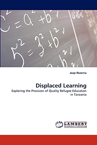 Displaced Learning: Jaap Rozema