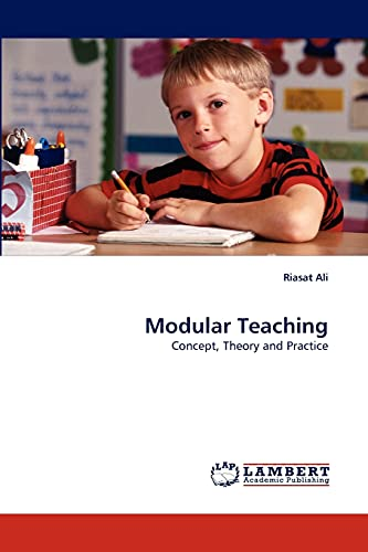 9783843387712: Modular Teaching: Concept, Theory and Practice