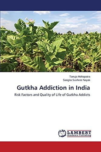 9783843389594: Gutkha Addiction in India