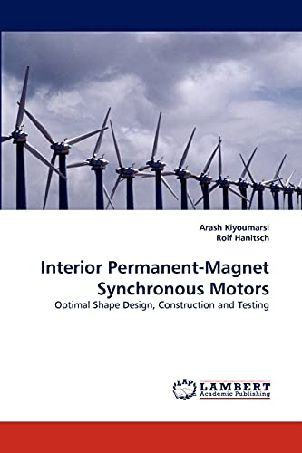 9783843392679: Interior Permanent-Magnet Synchronous Motors