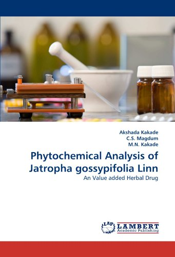 Phytochemical Analysis of Jatropha gossypifolia Linn: Akshada Kakade