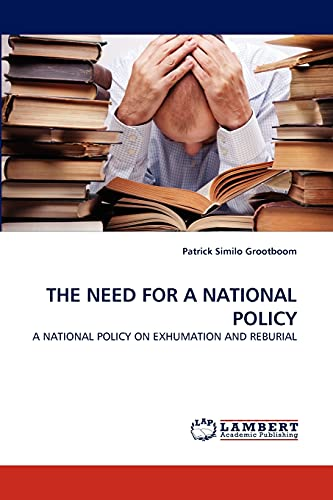 The Need for a National Policy: Patrick Similo Grootboom