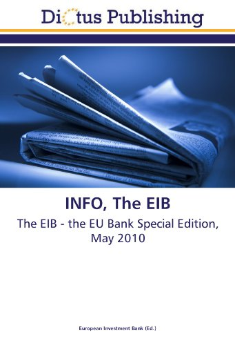 INFO, The EIB (9783843395540) by European Investment Bank