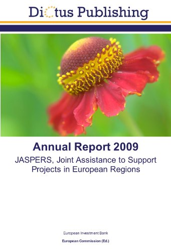 Annual Report 2009: JASPERS, Joint Assistance to Support Projects in European Regions (3843398372) by European Investment Bank