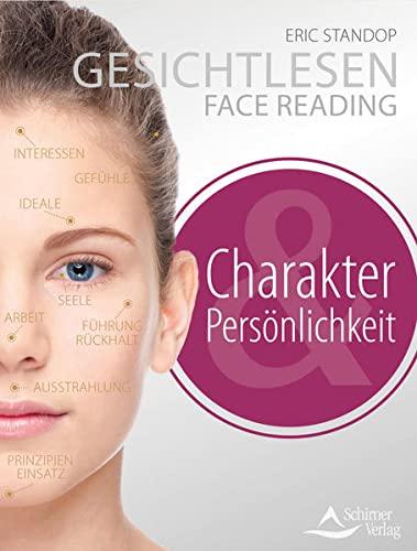 9783843410694: Gesichtlesen - Face Reading: Charakter und Persönlichkeit