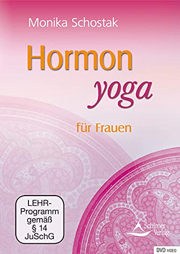 9783843481458: Hormon-Yoga für Frauen [Alemania] [DVD]