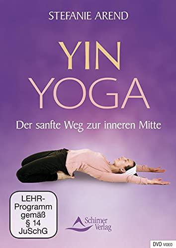 9783843482011: Yin Yoga - Der sanfte Weg zur inneren Mitte [Alemania] [DVD]