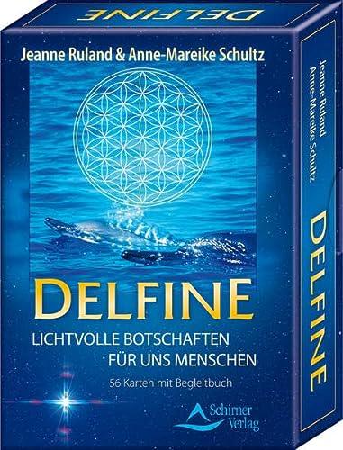 9783843490399: Delfine - Lichtvolle Botschaften für uns Menschen