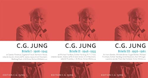 Briefe 1-3: C. G. Jung