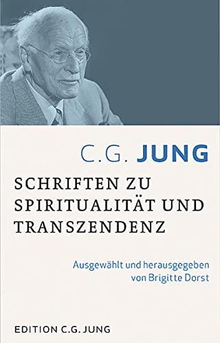 9783843602228: C.G.Jung:Schriften zu Spiritualität und Transzendenz