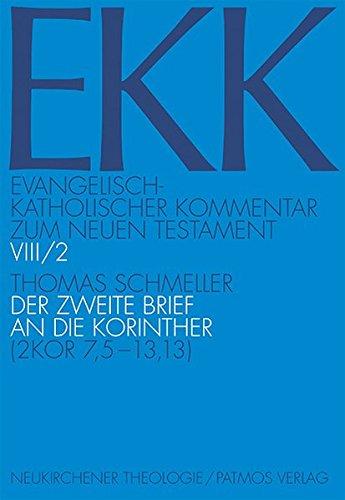 Der zweite Brief an die Korinther: Thomas Schmeller