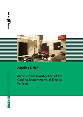 9783843917650: Aerodynamic Investigation of the Cooling Requirements of Electric Vehicles