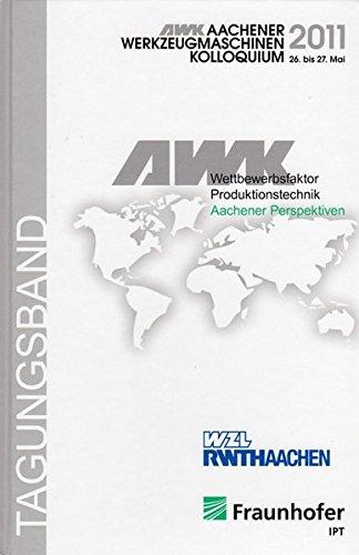 Wettbewerbsfaktor Produktionstechnik: Aachener Perspektiven: Christian Brecher