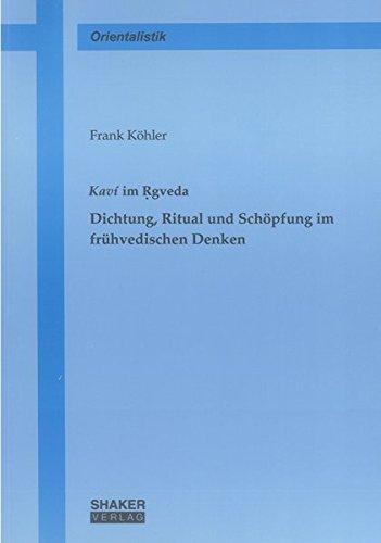 Kaví im Rgveda: Frank Köhler