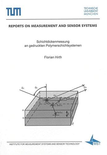 Schichtdickenmessung an gedruckten Polymerschichtsystemen: Florian Hirth
