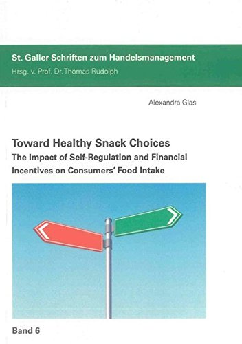 Toward Healthy Snack Choices: Alexandra Christine Leny Glas