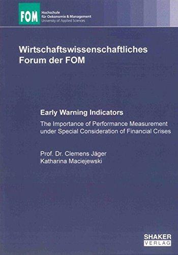 Early Warning Indicators: Clemens C. Jäger