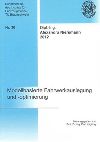 Modellbasierte Fahrwerkauslegung und -optimierung: Alexandra Niersmann