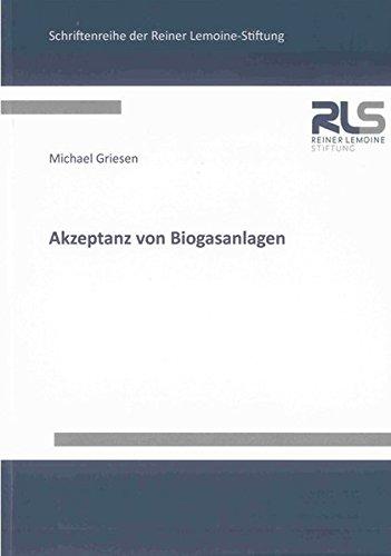 Akzeptanz von Biogasanlagen: Michael Griesen