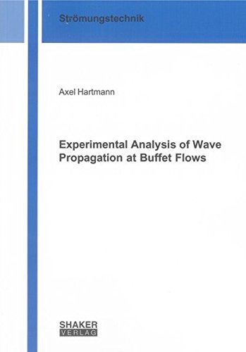 Experimental Analysis of Wave Propagation at Buffet Flows: Axel Hartmann