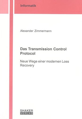 Das Transmission Control Protocol: Alexander Zimmermann
