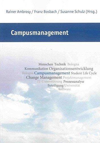 Campusmanagement: Rainer Ambrosy