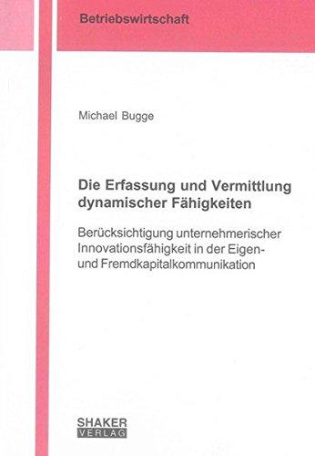 Die Erfassung und Vermittlung dynamischer Fähigkeiten: Michael Bugge