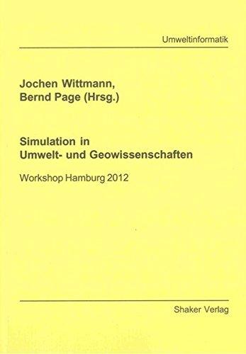 Simulation in Umwelt- und Geowissenschaften: Jochen Wittmann