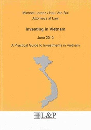 Investing in Vietnam: Michael Lorenz