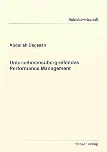 Unternehmensübergreifendes Performance Management: Abdullah Dagasan