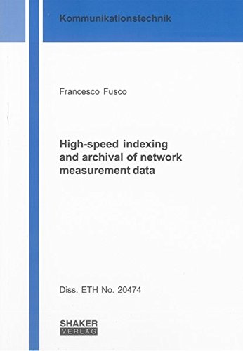 High-speed indexing and archival of network measurement data: Francesco Fusco