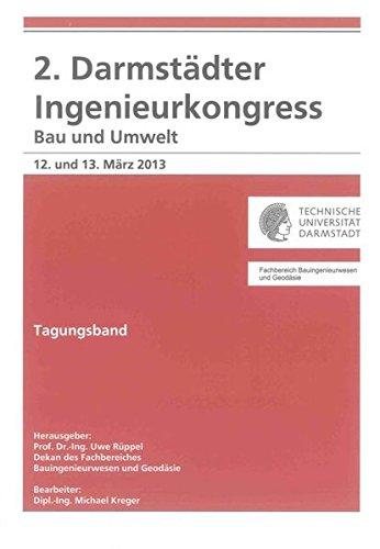 2. Darmstadter Ingenieurkongress: Bau und Umwelt: Uwe Ruppel