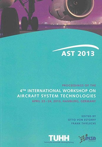 Proceedings of the 4th International Workshop on Aircraft System Technologies: Otto von Estorff