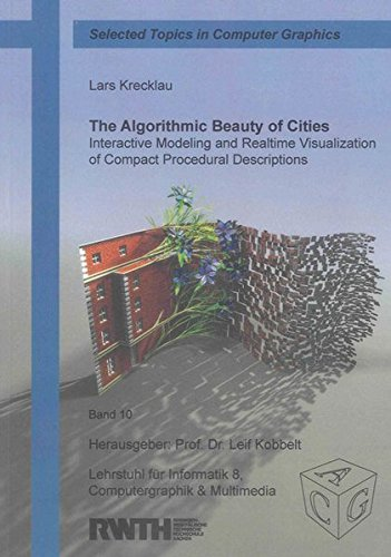The Algorithmic Beauty of Cities: Lars Krecklau
