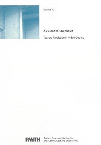 Texture Prediction in Video Coding: Aleksandar Stojanovic