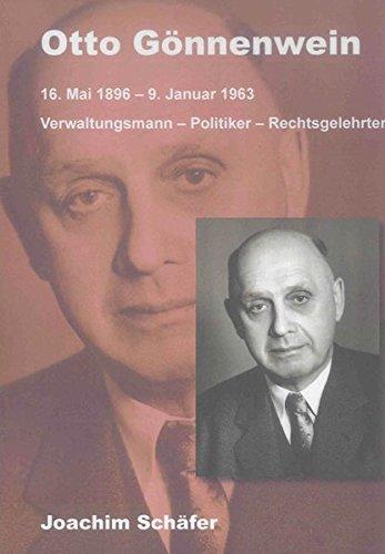 Otto Gönnenwein: Joachim Schäfer