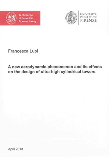 A new aerodynamic phenomenon and its effects on the design of ultra-high cylindrical towers: ...
