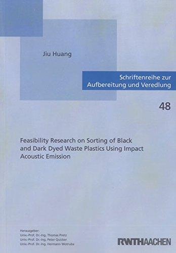 Feasibility Research on Sorting of Black and Dark Dyed Waste Plastics Using Impact Acoustic ...