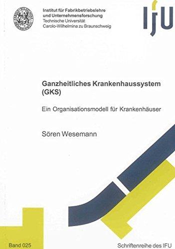 Ganzheitliches Krankenhaussystem (GKS): Sören Wesemann