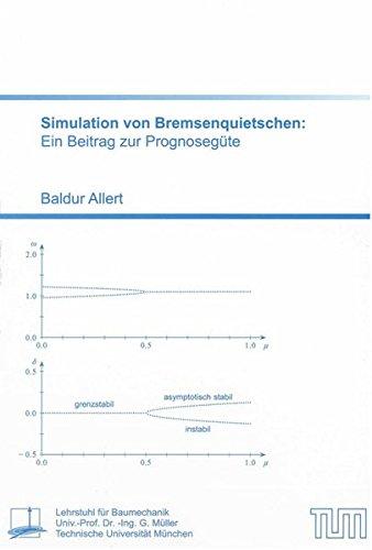 Simulation von Bremsenquietschen:: Baldur Allert