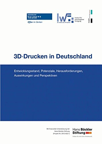 3D Drucken in Deutschland: Andreas Gebhardt