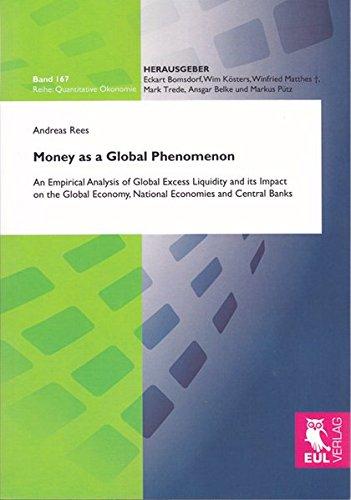 Money as a Global Phenomenon: Andreas Rees
