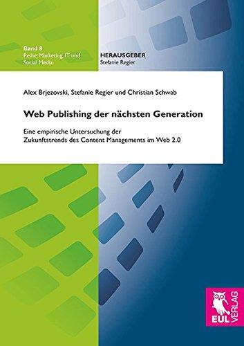 Web Publishing der nächsten Generation: Alex Brjezovski